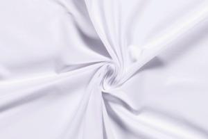 Tricot katoen wit