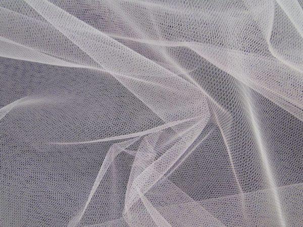 Bruidstule stof roze