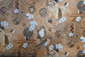 Decoratie stof