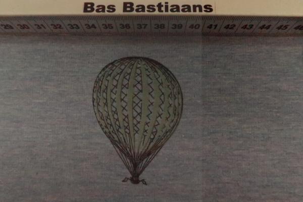 luchtballon print