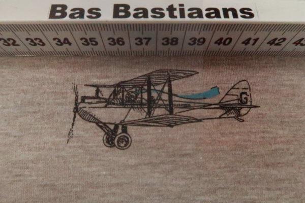 vliegtuig print