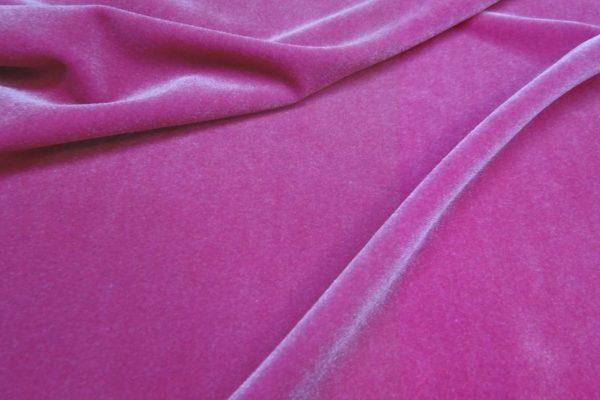 Lycra stof fluweel