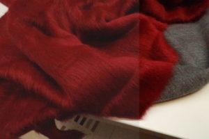 Mantel Jersey stof
