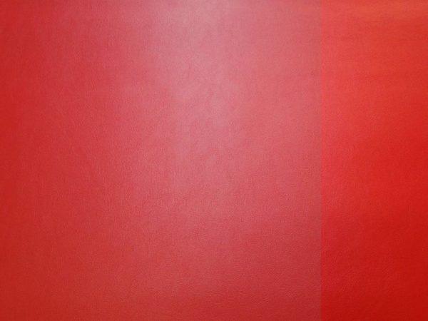 Nappa Leather skai stof rood