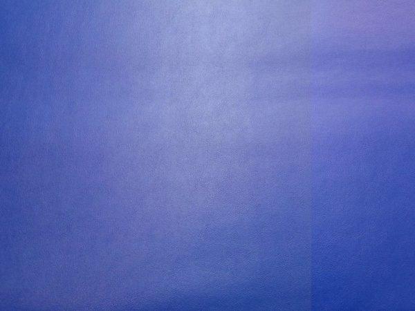 Nappa Leather stof kobalt