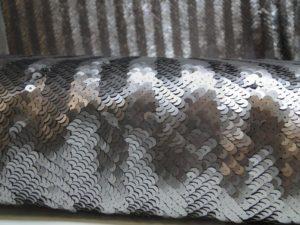 paillette stof allover N040 oud goud