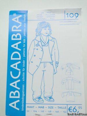 SALE!! Patroon 109 Abacadabra