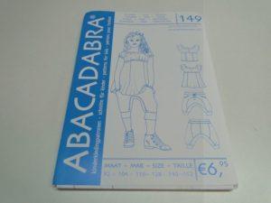 SALE!! Patroon Abacadabra 149 tuniek en broek