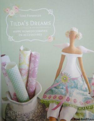 Tilda's Dreams Tone Finnanger Hippe Homemade Decorations DIY