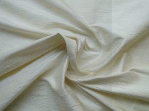 Zijde stof