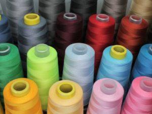 Lockgaren, 4 stuks - 17 kleuren