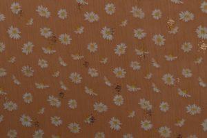 Q4825-chiffon-voile-stof-madeliefjes-zalm